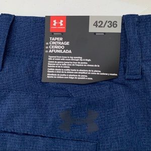 Under Armour Pants - Under Armour Loose Fit Vented Taper Pants 42x36